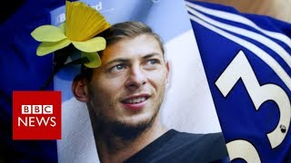Emiliano Sala: Former coach's tribute as funeral takes place - BBC News