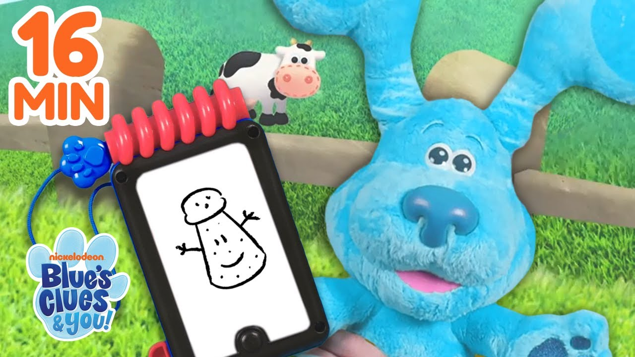 Download Best of Blue's Clues Toy Play! | Blue's Clues & You!