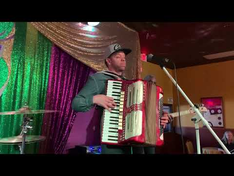 Andre Thierry Zydeco 1 04/15/2019 The French Quarter Creole Bar & Grill