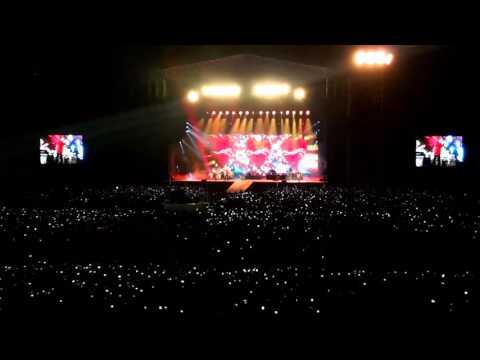 """Maná - Corazón Espinado (Tour """"Cama Incendiada"""" @ Estadio Nacional de Lima - 20/04/2016)"""