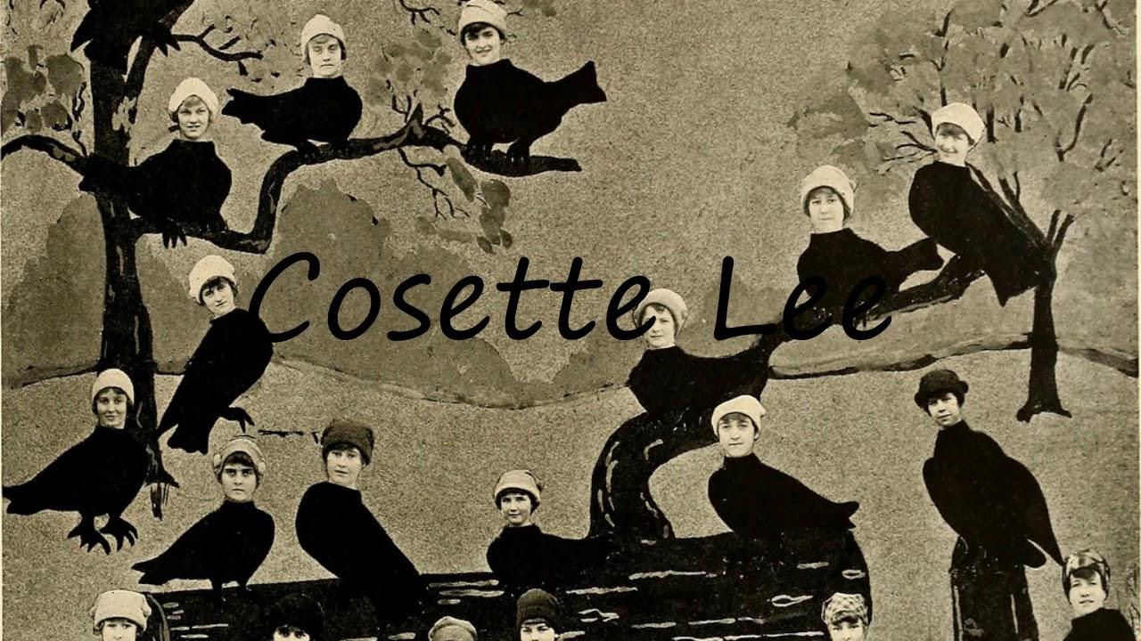 Watch Cosette Lee video