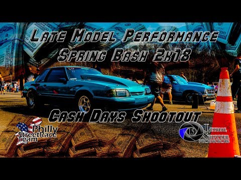 Late Model Performance Spring Bash 2018