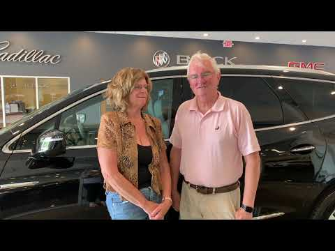 King ORourke Reviews: Testimonial by Susan about a 2019 Buick enclave