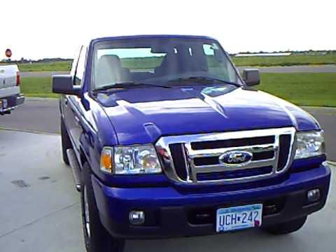 2006 Ford Ranger Xlt Super Cab 4wd Youtube