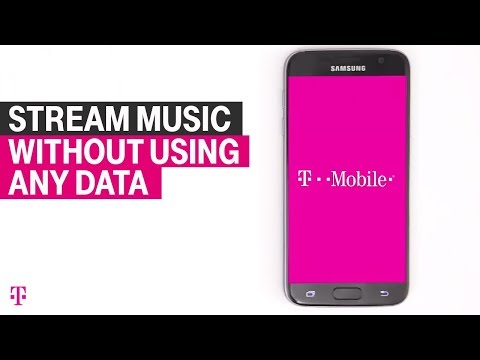 T-Mobile   Rock out all day, every day   Music Freedom