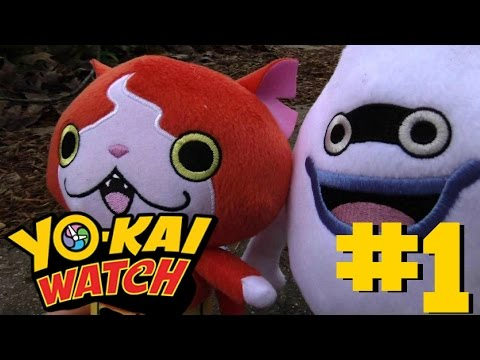 Yokai Watch plush - Episode 1