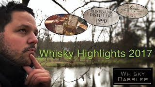 Meine Whisky Highlights 2017