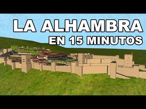 La ALHAMBRA | En 15 Minutos