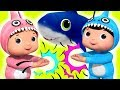 Baby Shark! | Baby Songs | Nursery Rhymes & Kids Songs | Little Baby Bum