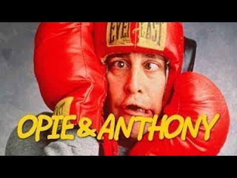 Classic Opie vesves Anthony: Comedian Bob Nelsons Football Routine (04/02/09)