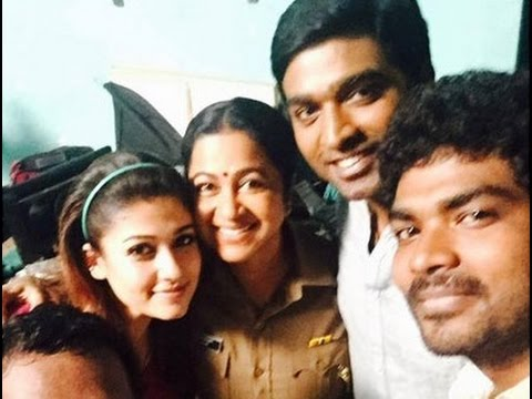 Radhika joins Naanum Rowdydhaan |...