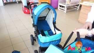 Польская коляска трансформер Alis Amelia