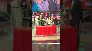 Un-aired Footage of Tang Yan & Luo Jin on 大戏看北京