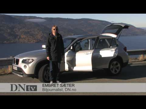 BMW X1 (in norwegian)