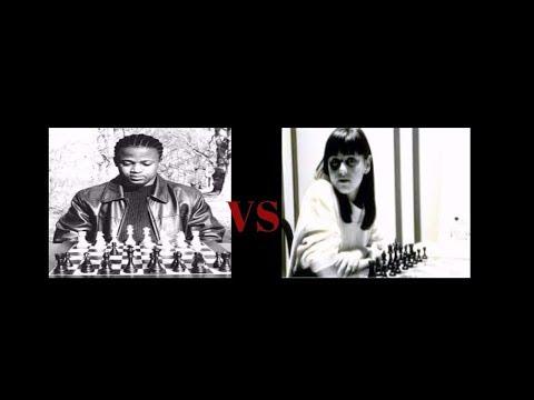 Sofia Polgar vs Maurice Ashley  (NewYork 1992)