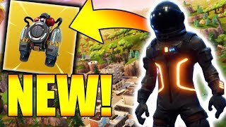 GOOD or BAD?! *NEW* JETPACK IN FORTNITE BATTLE ROYALE!!! (Fortnite Battle Royale Gameplay)