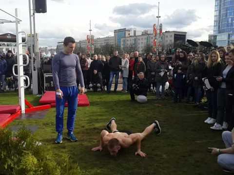 Максим Трухоновец vs