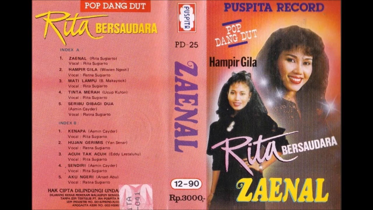 Zaenal / Rita Bersaudara (original Full)