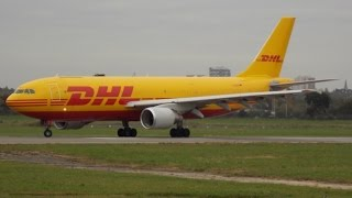 Airbus A300B4-622R(F) EAT Leipzig D-AEAH - RNS, 20/10/2015