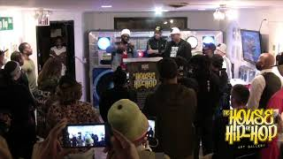 Grap Luva X The House of Hip Hop (Grand Opening VIP Reception)