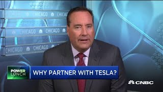 Here's why an automaker may want to partner with Tesla