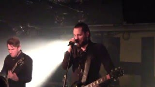 "Shining, ""I Won't Forget"" & ""The One Inside"" live @ Viper Room, Vienna (Nov 5, 2015)"