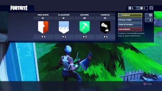 Fortnite with Ale real