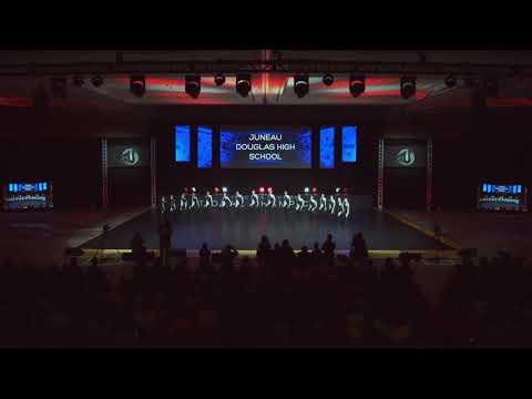 2019 DTU Nationals Finals Varsity Military Juneau Douglas High School