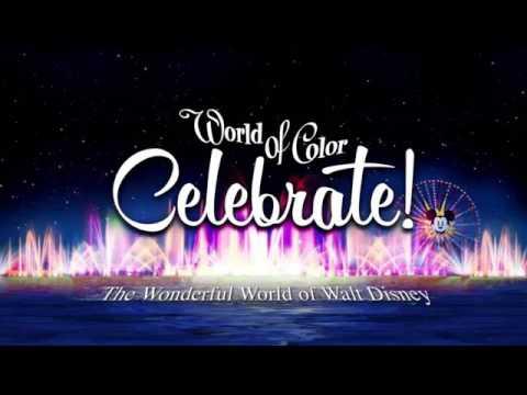 World Of Color Celebrate! ''The TEST Soundtrack version''