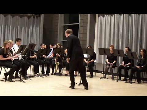 """Clarinet Choir - """"Little"""" Fugue in G Minor BMV 578"""