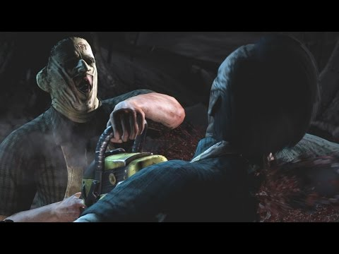 Mortal Kombat XL - Leatherface X-Ray, All Fatalities/Brutalities And Tower Ending (1080p 60FPS)