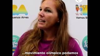 Jennifer Dahlgren - Congreso #BACiudadActiva