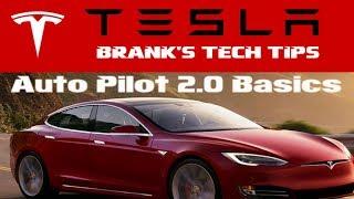 Tesla Autopilot 2.0 Basics