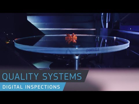 Quality Reporting: Digital Inspections On Parts