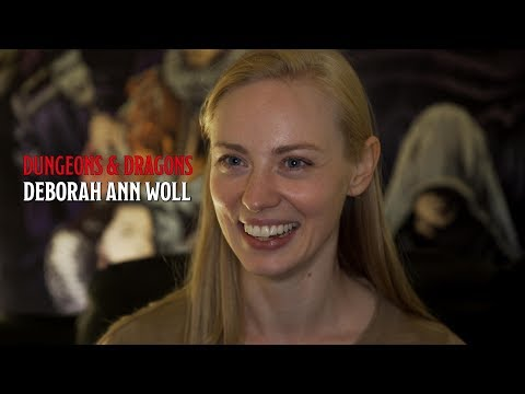 Deborah Ann Woll talks D&D, Acting and Storytelling