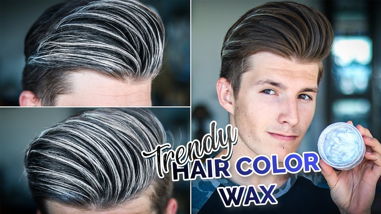 Image result for grey color wax before after