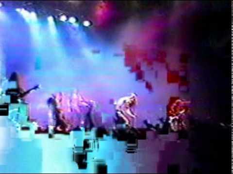 Dimmu Borgir - Burn in hell (Twisted sister cover) live