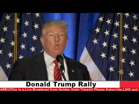 AMAZING:Donald Trump Rally from Youngstown,OH (8-15-16)