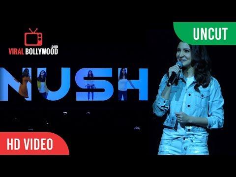 UNCUT - Anushka Sharma Launches Her Own Clothing Brand NUSH | Nush Clothing Brand