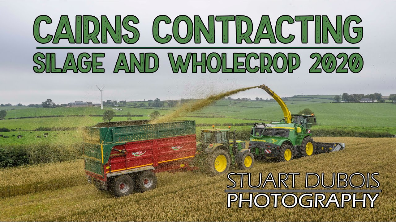 Cairns Contracting Silage and Wholecrop 2020