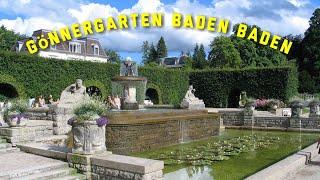Gönneranlage Baden-Baden / Баден Баден