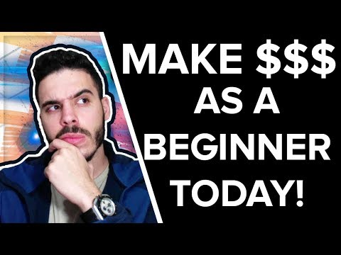 4 EASY Ways To Make Money Online With No EXPERIENCE