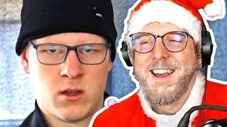 Unge REAGIERT auf Deutsche an Weihnachten - Varion 😂🎅 | ungeklickt