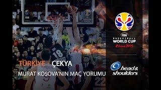 Murat Kosova: ABD maçını unutup Çekya maçını kazanmak zorundayız