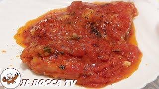1 - Il vero baccalà alla Livornese..perlomeno 'n chilo al mese! (secondo di pesce tipico e gustoso)
