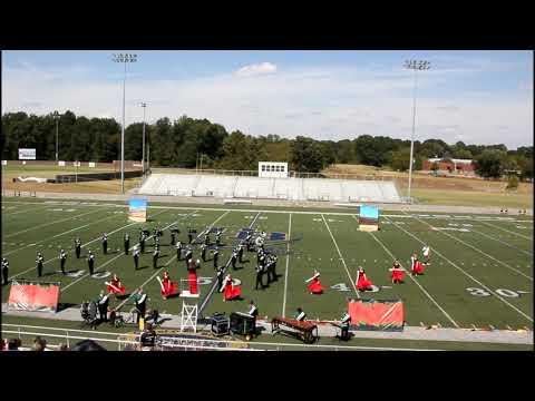 Mooreville High School Band at Olive Branch