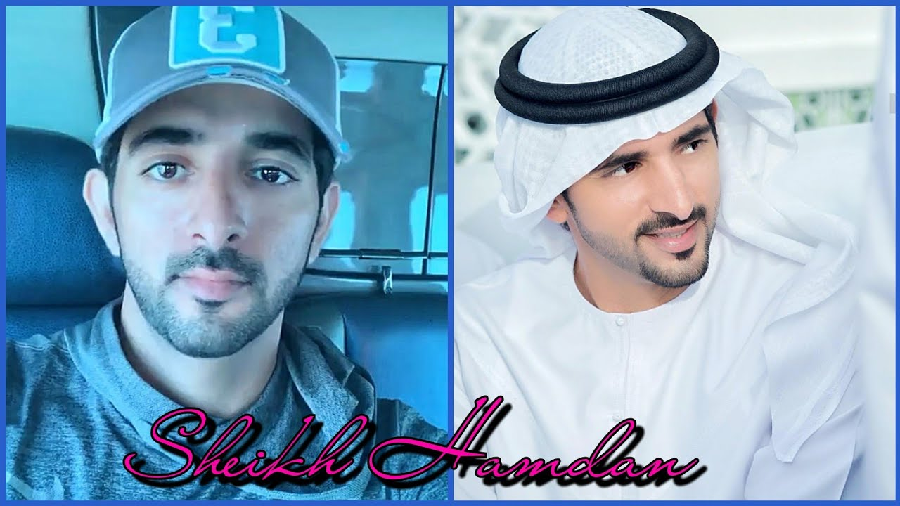 Sheikh Hamdan فزاع crown prince of Dubai UAE 16219