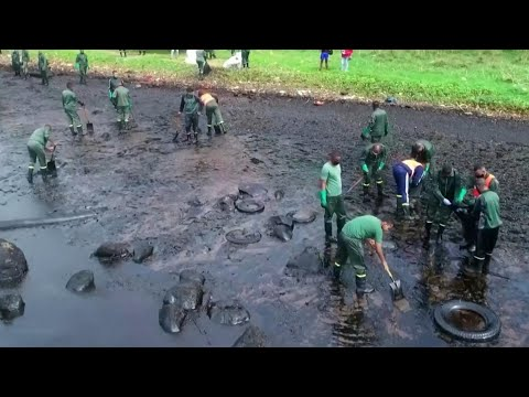 Oil Spill Threatens Pristine Island Paradise of Mauritius