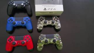 Ps4 controller collection 2017