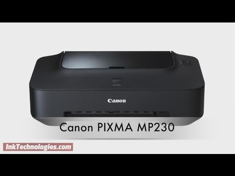 canon-pixma-mp230-instructional-video
